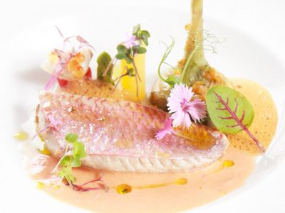 06Slow Cooked Pink Sea Bream Fillet