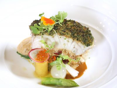 04_lunch_Steamed Mackerel Fillet With Herbs