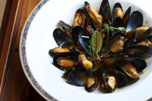 Baked-Spanish-Blue-Mussel